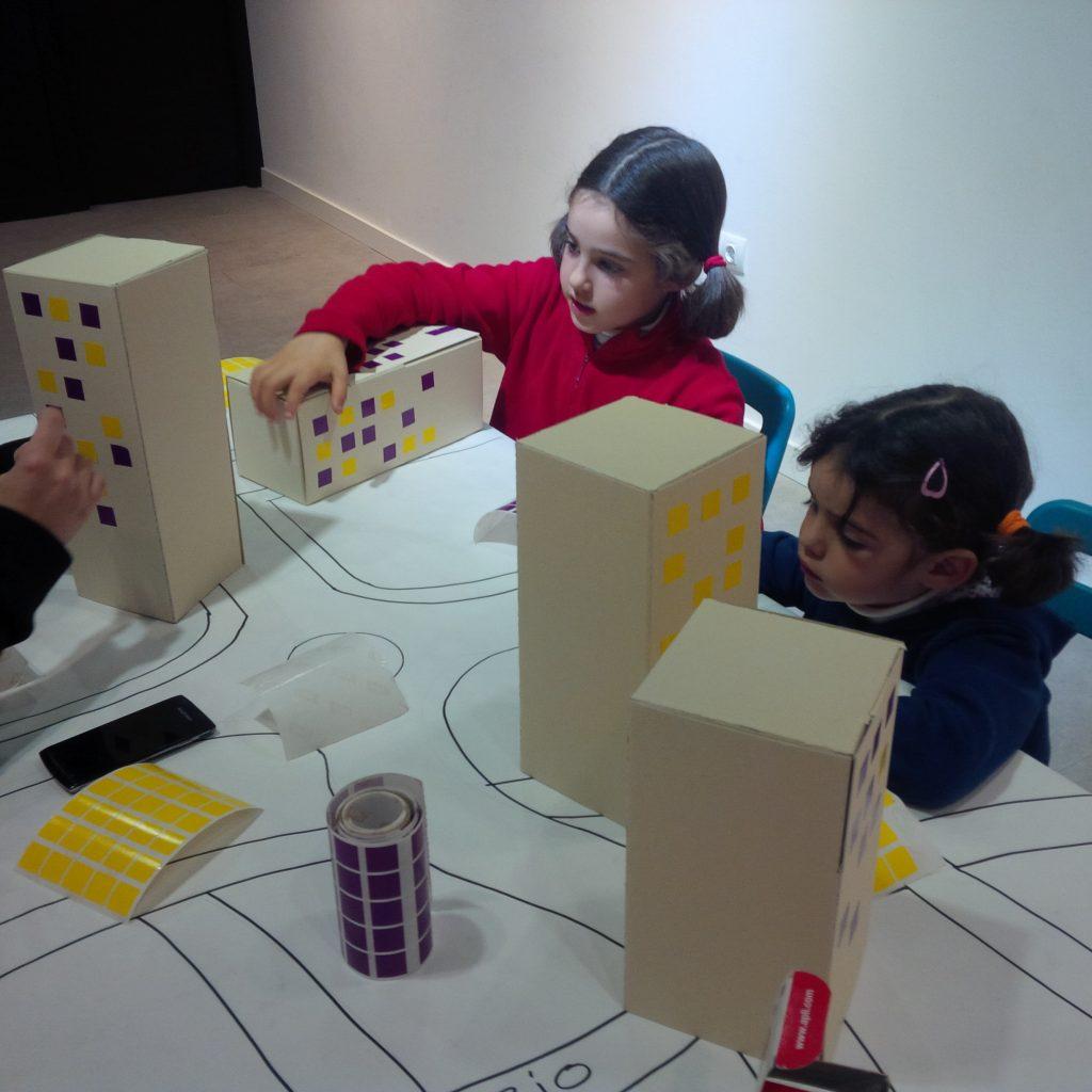 Construyendo Ciudades 1