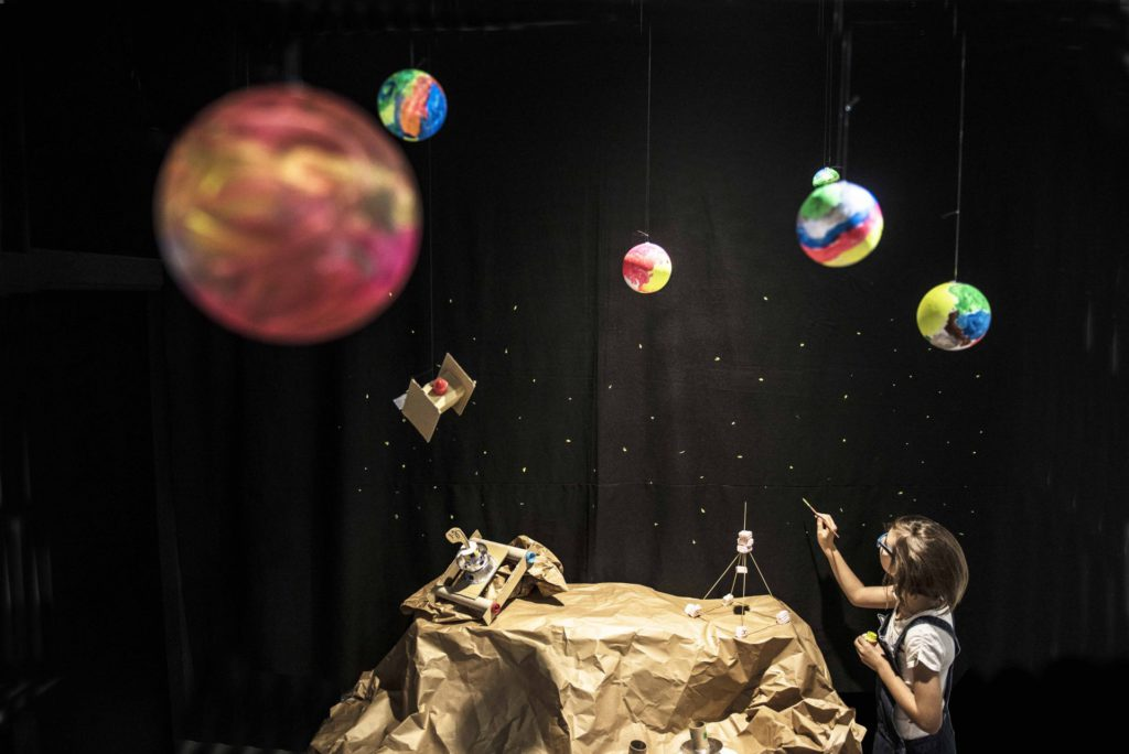 Foto Smart Kids planetas