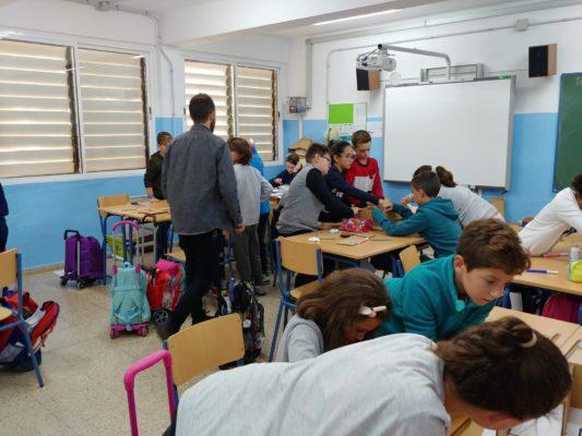 Taller Infantil Mahatma Diputacion Malaga 4