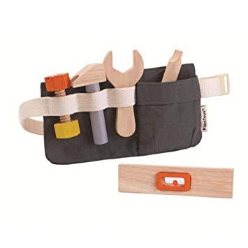 2. Set herramientas Plan Toys