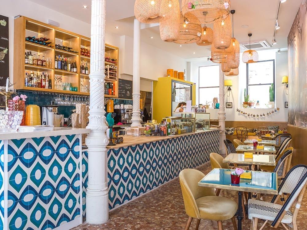 "Adaptación de Local a Cafetería ""LOVA"""