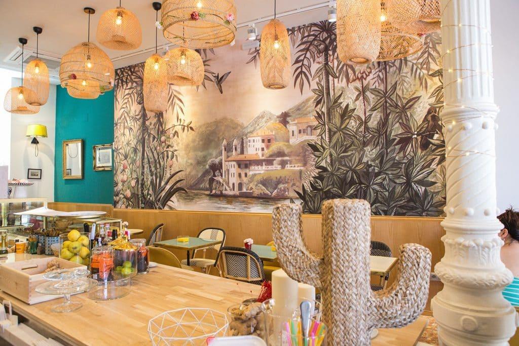 Reforma Cafetería LOVA