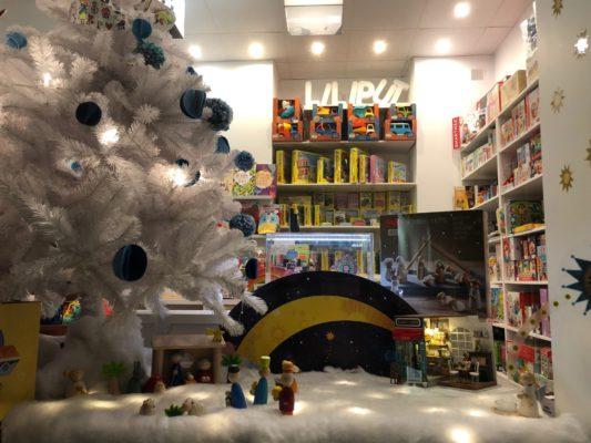 Navidad y juguetes creativos