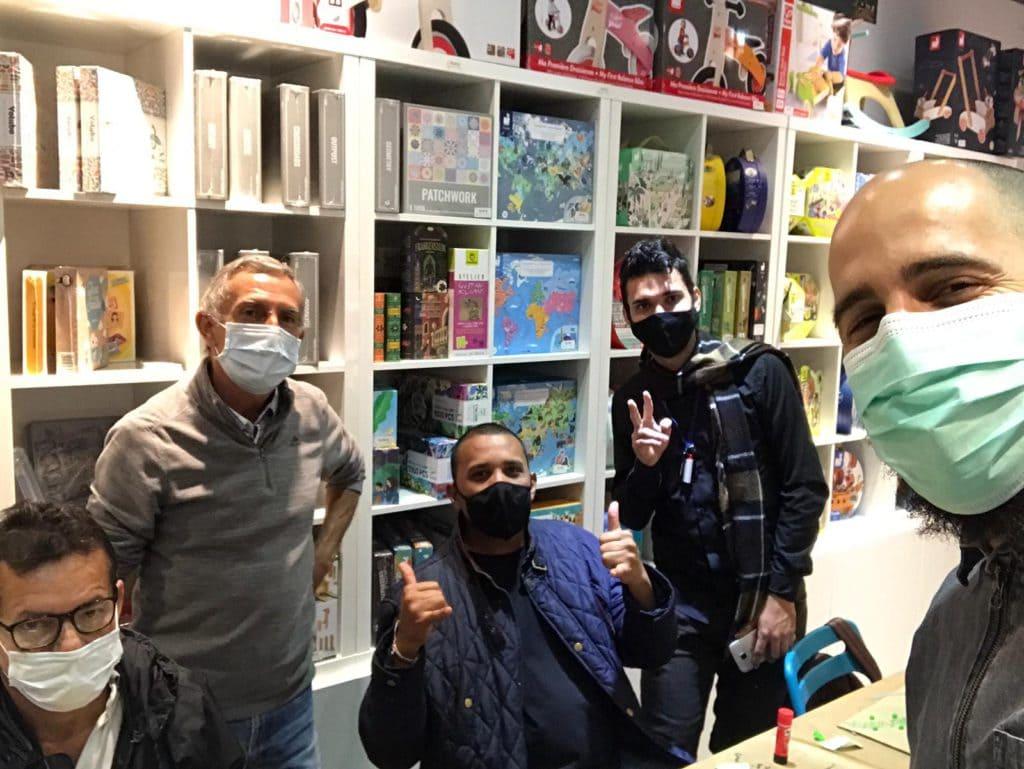 Talleres Mahatma con Cruz Roja6
