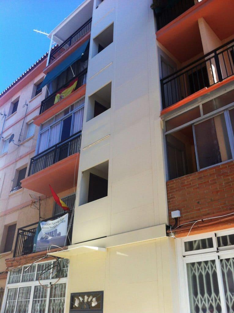 Reforma y Mejora de Accesibilidad en 3 Edificios de Viviendas