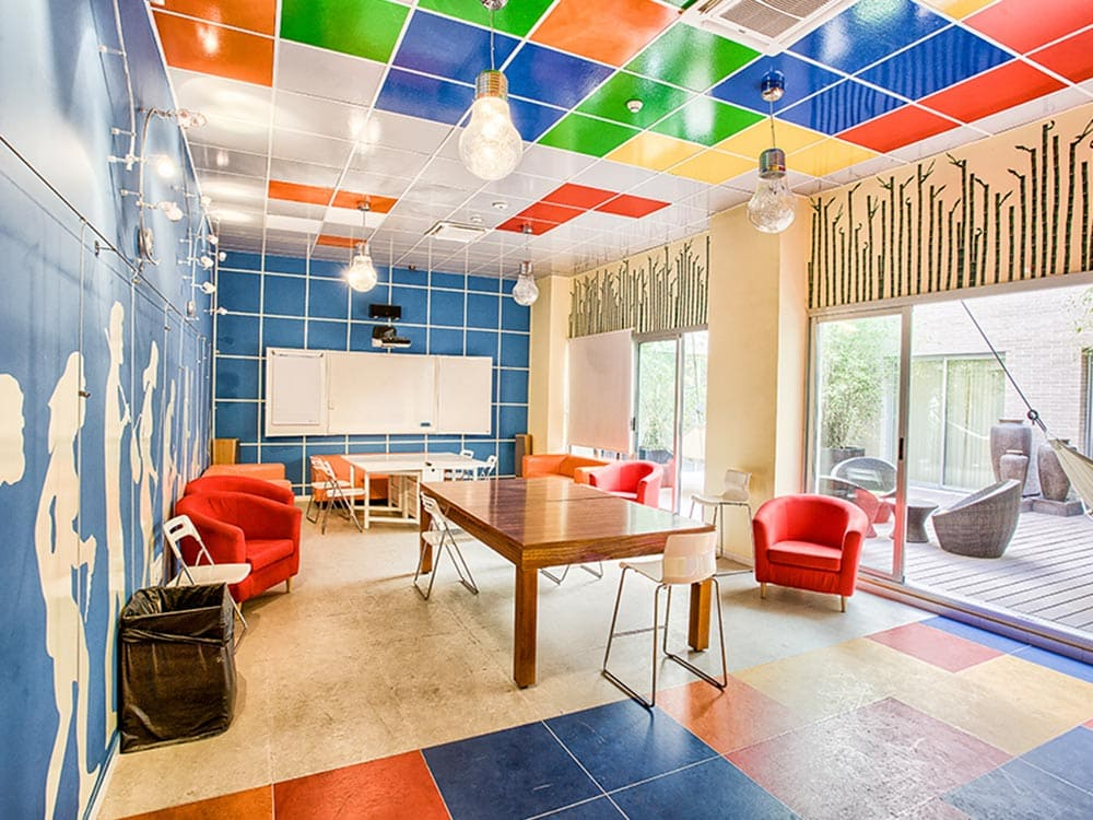 Reforma de local Sala Creatividad Promálaga