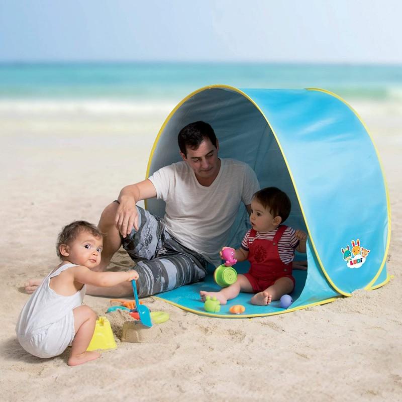Tienda proteccion solar bebe y familia Ludi